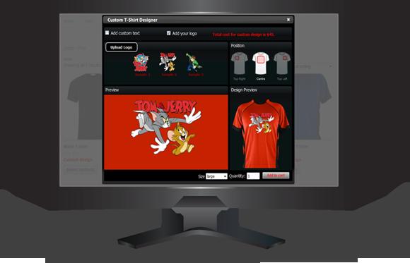 T shirt designer wordpress plugin customize shirts using for T shirt designer plugin