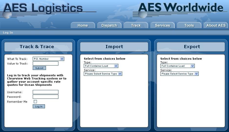 Freight Tracking System | Shipment | Tracking | ASP .Net Developer ...