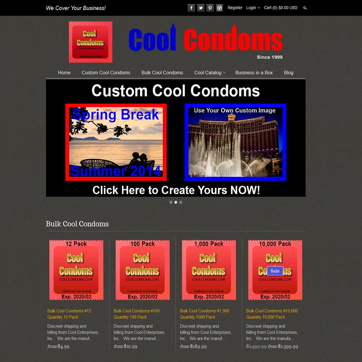 Cool Condoms