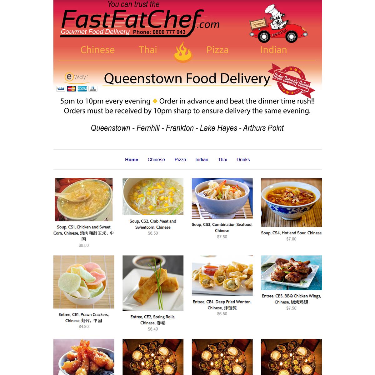 Fast Fat Chef