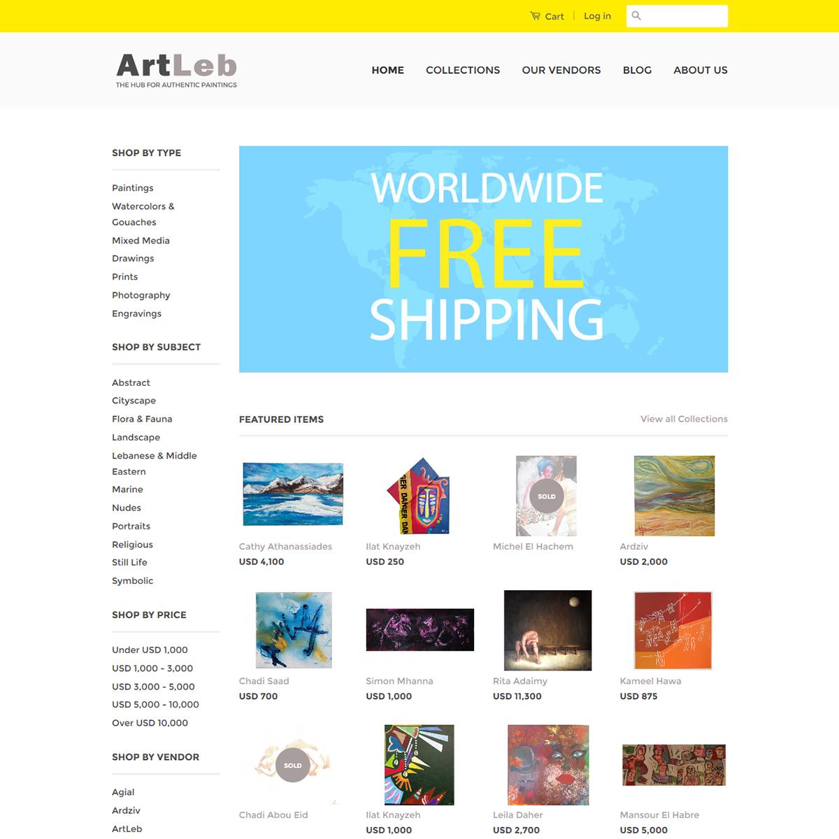 The Paintings Hub