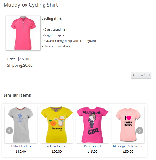 WP e-Commerce Related Products Slider - 9